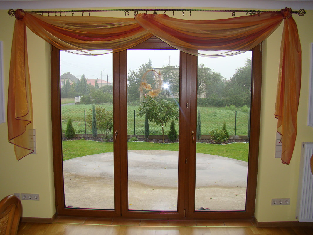 These Are Typically Larger Then Entry Doors And Smaller Then Sliding Doors  . Capable Of Creating Large Openings With Their Dual Opening Sashes, ...